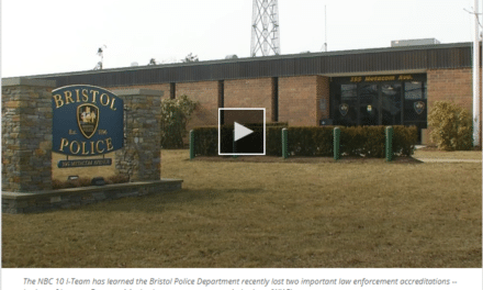 Bristol Police Department no longer accredited